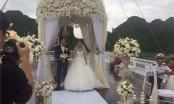 Rò rỉ hình ảnh ca sỹ Hương Giang Idol kết hôn?