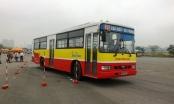 Hội thi lái xe buýt giỏi an toàn, nhân viên phục  vụ thân thiện