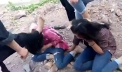 Công an vào cuộc điều tra clip hai nữ sinh THCS bị đánh đập dã man