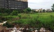 Khu đất vàng của Hà Nội bị bỏ hoang thành  Khu đô thị cỏ