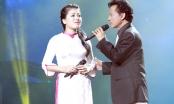 'Nữ hoàng nhạc đỏ' hạnh phúc đứng chung sân khấu cùng 'ông hoàng nhạc sến'