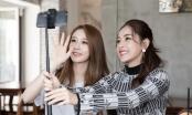 Chi Pu đọ sắc cùng Ji-yeon (T-ara) tại Hàn Quốc