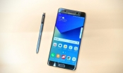 Samsung dừng sản xuất Galaxy Note 7