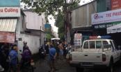 TP HCM: Bình chữa cháy phát nổ, 1 người tử vong