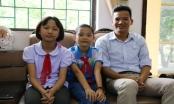Ý tưởng máy thu bão trong lòng đất của hai nữ sinh lớp 5 ở Ninh Bình