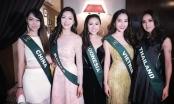 Diện váy giống Phạm Hương, Nam Em gây chú ý tại Miss Earth 2016