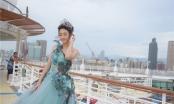Hoa hậu Đỗ Mỹ Linh hóa thân thành nàng công chúa xinh đẹp tại Đài Loan