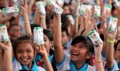 Quỹ sữa Vươn cao Việt Nam tiếp tục trao 4 triệu ly sữa cho trẻ em có hoàn cảnh khó khăn