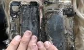 iPhone 7 phát nổ làm cháy xe ôtô