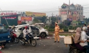 Danh tính 5 người tử vong trong vụ tàu hỏa đâm xe ôtô tại Thường Tín