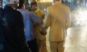 Bắt giữ tài xế phóng xe đâm CSGT Hà Nội
