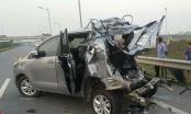 Bắt khẩn cấp tài xế Innova gây tai nạn làm 10 người thương vong
