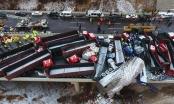 56 ô tô đâm liên hoàn trên cao tốc Trung Quốc, 54 người thương vong