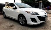 Bán gấp xe Mazda 3 màu trắng đời 2010