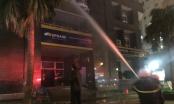 Hà Nội: Cháy trường mầm non nhiều người hoảng loạn