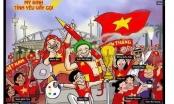 Cư dân mạng đặt niềm tin vào chiến thắng đội tuyển Việt Nam