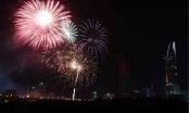 TP HCM xin bắn pháo hoa nghệ thuật Tết Dương lịch