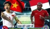 Việt Nam vs Indonesia 19h00 ngày 7/12