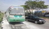 Tài xế xe buýt nhanh trí cứu sống hàng chục người