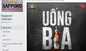 """Bia Saporo Việt Nam quảng cáo phản cảm: Vì lợi nhuận hay chiêu trò """"xúi dại"""" người tiêu dùng?"""