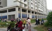 Hai cha con rơi từ tầng 14 chung cư xuống đất tử vong