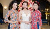 Hoa hậu Ngọc Hân, Ngọc Diễm, Kiều Vỹ đi ăn đêm ở Hội An