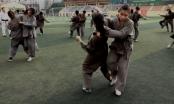 Nữ sinh Học viện An ninh bắn súng, tập võ