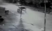 Phú Thọ: Phẫn nộ tài xế lái xe bỏ chạy sau khi gây tai nạn