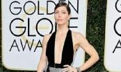 Dàn mỹ nhân Hollywood khoe ngực trên thảm đỏ Quả Cầu Vàng