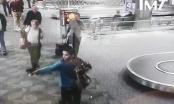 Video cận cảnh thủ phạm xả súng tại sân bay Mỹ khiến 5 người chết