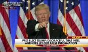 Video: Donald Trump khẩu chiến với phóng viên trong buổi họp báo nhiệm kỳ đầu