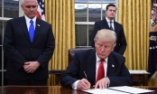 Tổng thống Trump ký bãi bỏ đạo luật Obamacare trong ngày đầu làm việc tại Nhà Trắng