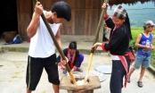 Chùm ảnh: Cùng người Dao miền sơn cước đón tết cổ truyền
