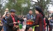 Hội Lim: Quan họ Bắc Ninh ngả nón xin tiền, hát chầu văn