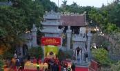 Hải Phòng: Khai ấn Đền Trần tại khu di tích Bạch Đằng Giang