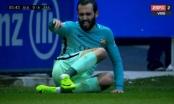 Kinh hoàng với 2 pha gãy chân tại vòng 22 La Liga