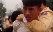 Nam thanh niên khóc sướt mướt kêu oan khi bị bắt vì trộm xe máy