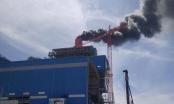 EVN thông tin chính thức về vụ cháy nổ ở nhà máy nhiệt điện Vĩnh Tân 4