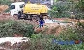 """Vĩnh Phúc: Công ty CPMT đô thị Vĩnh Yên là """"thủ phạm"""" trong vụ xả nước thải"""