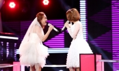 Tập 7 Giọng hát Việt: Cặp đôi cô dâu ôm nhau bật khóc nức nở sau phần trình diễn Xin anh đừng gây sốt