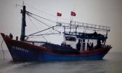 Nghệ An: Đứt dây máy tời, hai thuyền viên thương vong