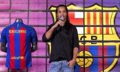 Ronaldinho ra mắt sản phẩm âm nhạc đầu tay với tựa đề Sozinho
