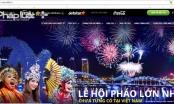 Xuất hiện trang web giả mạo bán vé Lễ hội pháo hoa quốc tế Đà Nẵng 2017