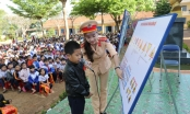 Đắk Nông: 2.300 học sinh bậc tiểu học được tiếp cận Luật Giao thông đường bộ
