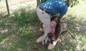 [Clip]: Nữ du khách bị báo vồ trong vườn thú