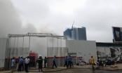 Cháy lớn trên đường Phạm Hùng: Không có thiệt hại về người