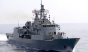 Chiến hạm Hải quân New Zealand tham quan hữu nghị tại TP Đà Nẵng