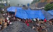 Quảng Nam: Sạt lở đất, một phu vàng bị vùi lấp