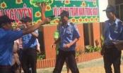 Kết luận của Công an tỉnh Bình Thuận vụ Chủ trường mầm non bị chĩa súng, còng tay trong trường học