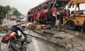 Danh tính các nạn nhân thương vong trong vụ lật xe khách kinh hoàng tại Hà Tĩnh